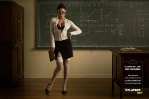 hot teacher