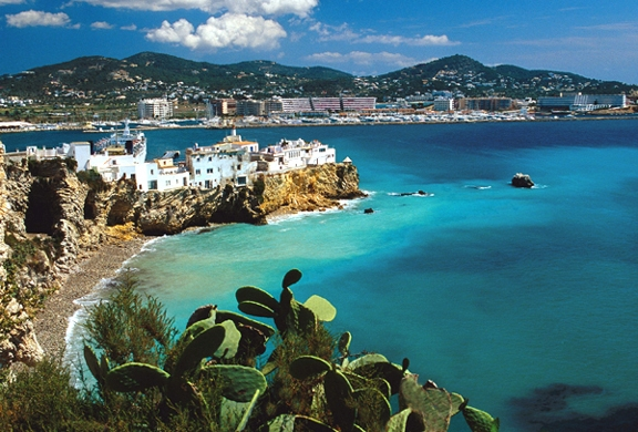 Beaches of Ibiza