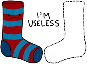 I'm useless