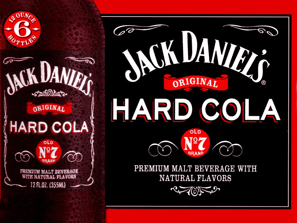 Jack Daniel's Hard Coke in a can