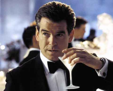 james bond vodka martini