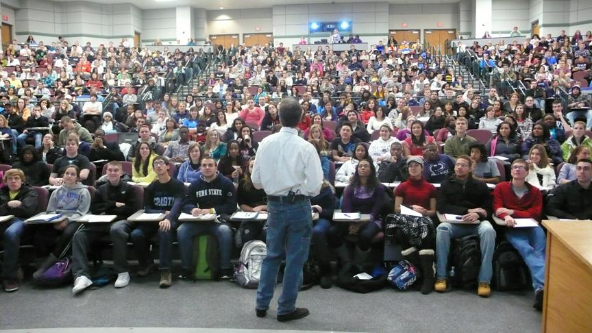 public university class