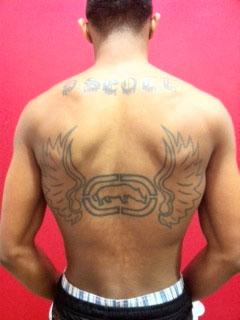 marc ecko tattoo