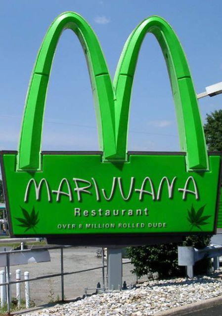 marijuana mcdonalds