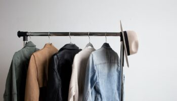 mens-capsule-wardrobe-clothing-rack
