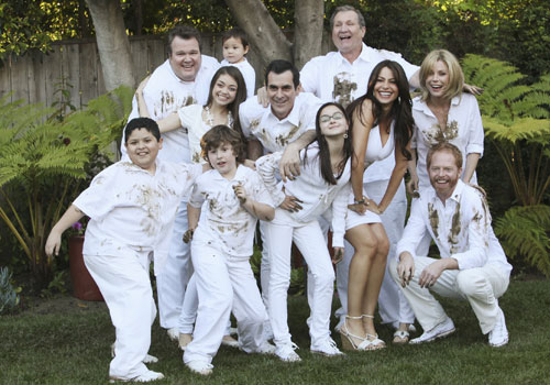 TV winner Modern Family