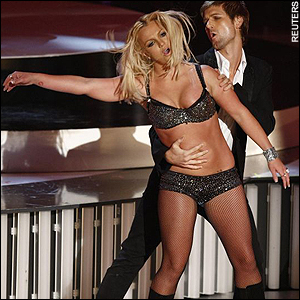 britney spears performance