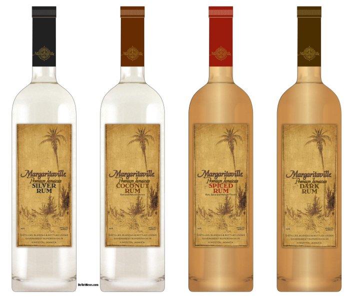 jimmy buffett rum