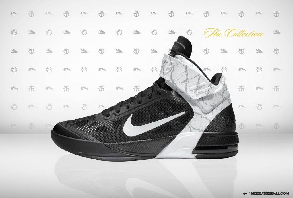 vcu nike march madness basketball sneaker