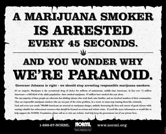marijuana flyer