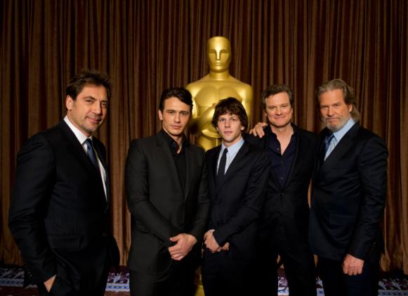 Oscar best actor nominees