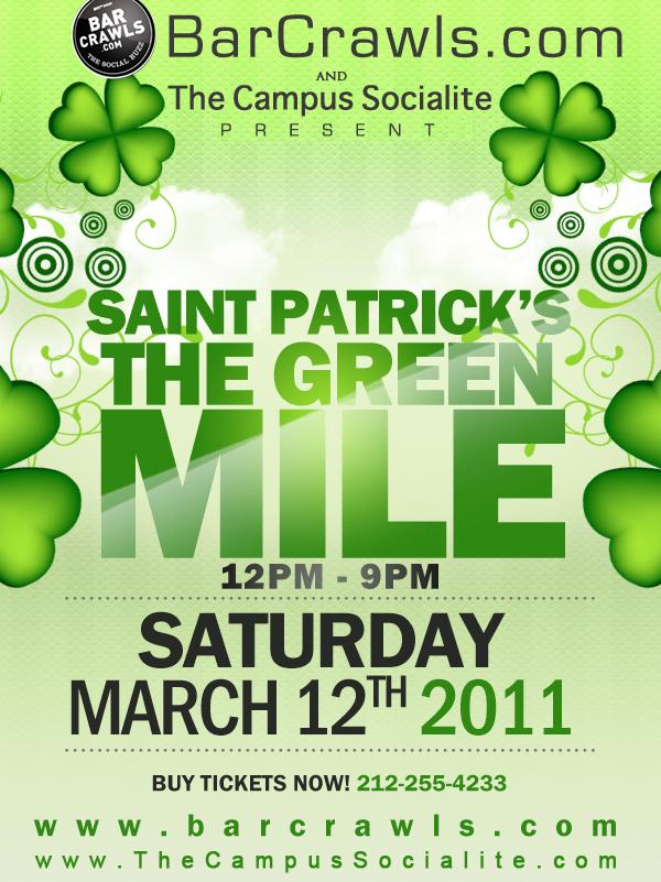 the-green-mile-saint-patricks-day