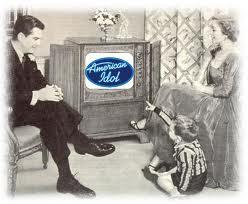 People watching America Idol