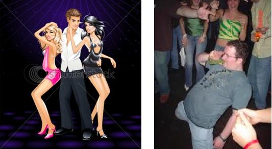 bad dancers