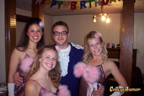 Frat Party Girls