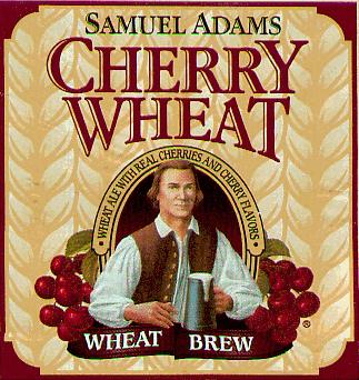 sam adams cherry wheat