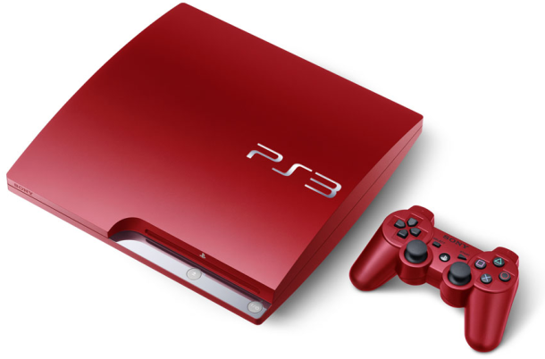 scarlet-red-sony-ps3-slim