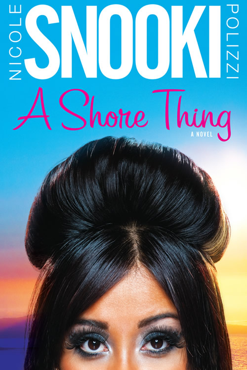 snooki book cover