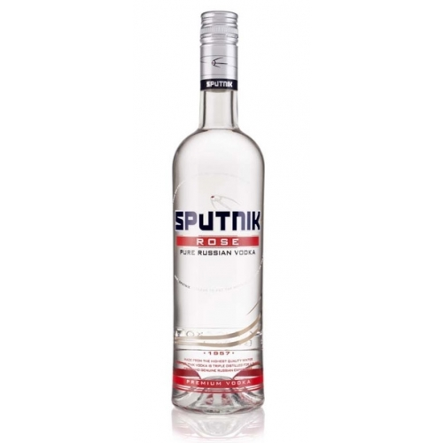 sputnik rose vodka