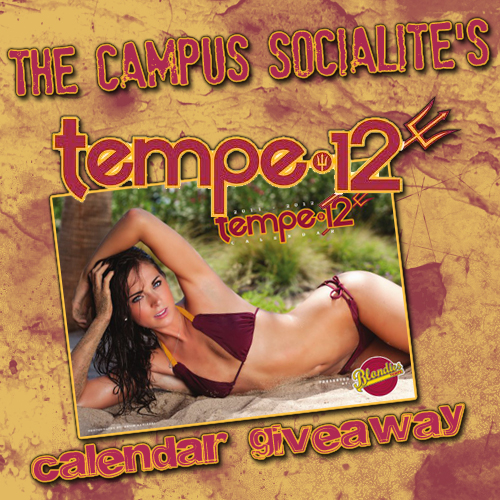 Tempe12 Giveaway