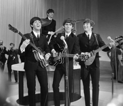 the beatles suits