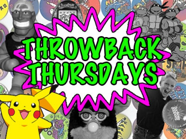throwback-thursdays