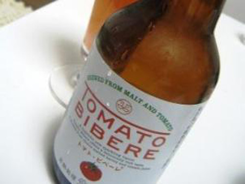 tomato beer