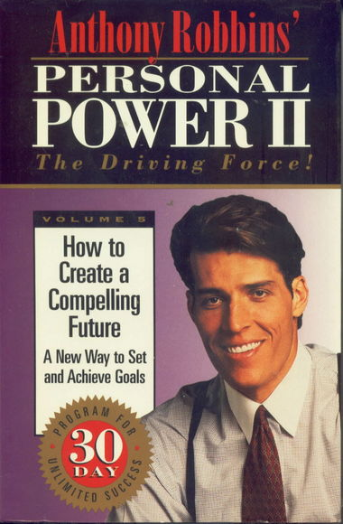 tony robbins personal power