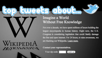 top-tweets-wikipedia