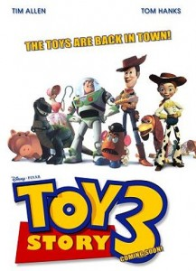 Toy Story 3 Oscar nominee