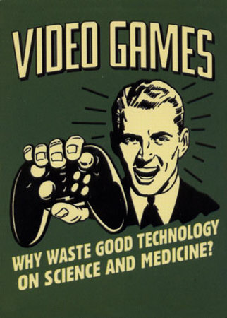 Video Games Poster