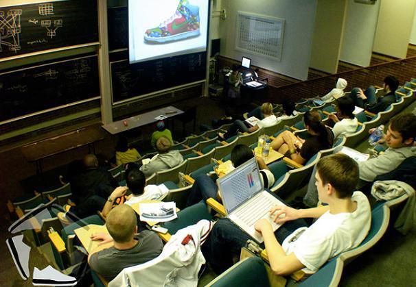 weird college class