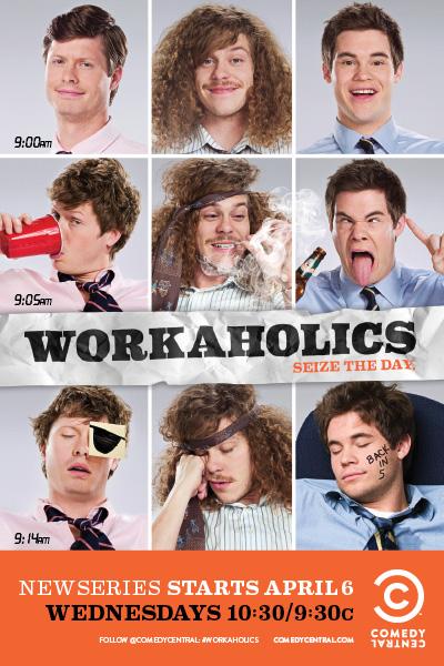 Workaholics [Saison 03] [Vostfr] [E01 a 20/20]