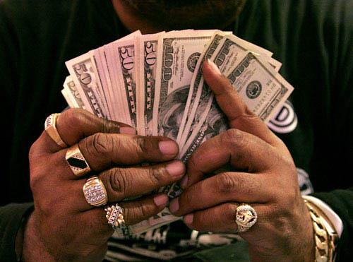 hustler money