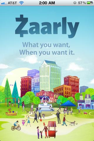 zaarly app logo