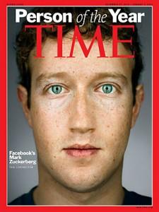 Zuckerberg Time Cover